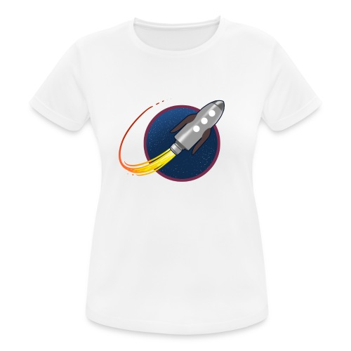GP Rocket - Women's Breathable T-Shirt