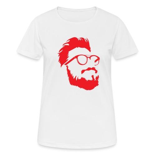 la t-shirt di Manuel Agostini - Maglietta da donna traspirante