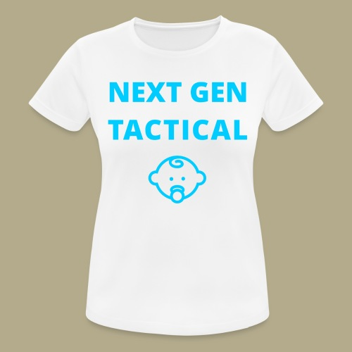 Tactical Baby Boy - vrouwen T-shirt ademend