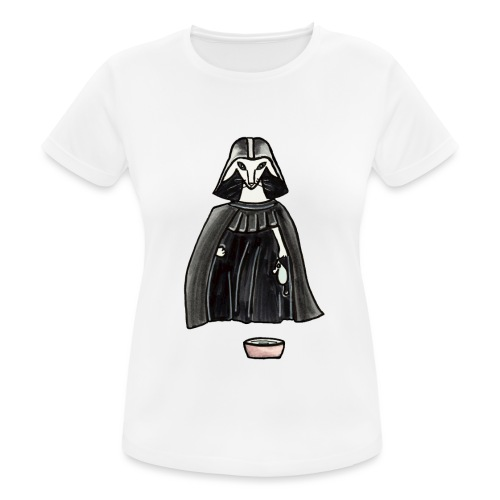 Darth Albert - Andningsaktiv T-shirt dam
