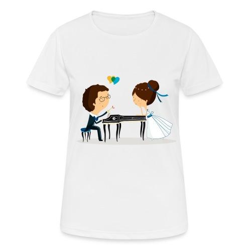Nuestra Boda - Camiseta mujer transpirable