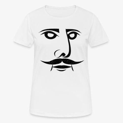 KING OF SCHURBART - Frauen T-Shirt atmungsaktiv
