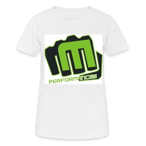 m_performances_jpg - Maglietta da donna traspirante