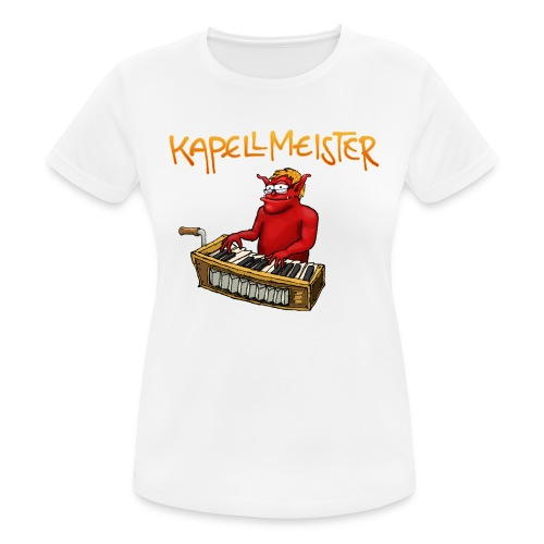 Kapellmeister - Women's Breathable T-Shirt