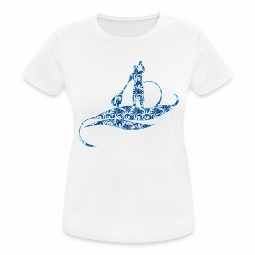 Blue Ocean - T-shirt respirant Femme