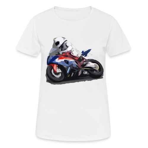 MOTO - Maglietta da donna traspirante