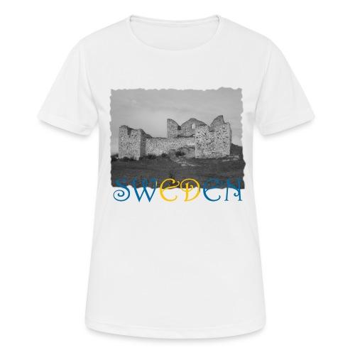 SWEDEN #1 - Frauen T-Shirt atmungsaktiv