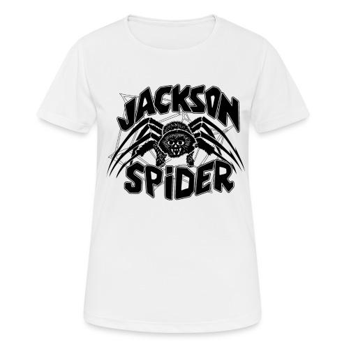 jackson spreadshirt - Frauen T-Shirt atmungsaktiv