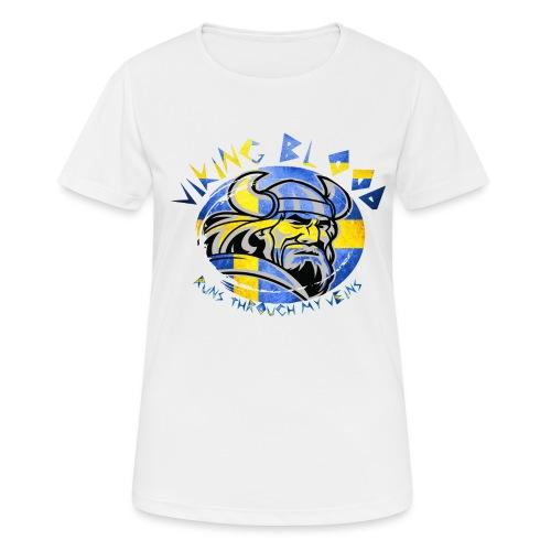 viking2 - Andningsaktiv T-shirt dam