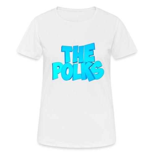 THEPolks - Camiseta mujer transpirable