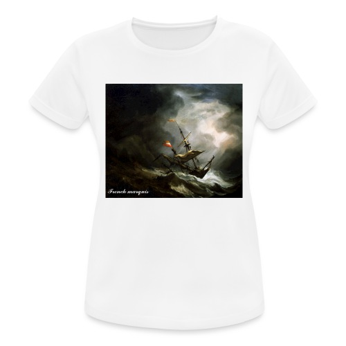 T-shirt French marquis Storm - T-shirt respirant Femme