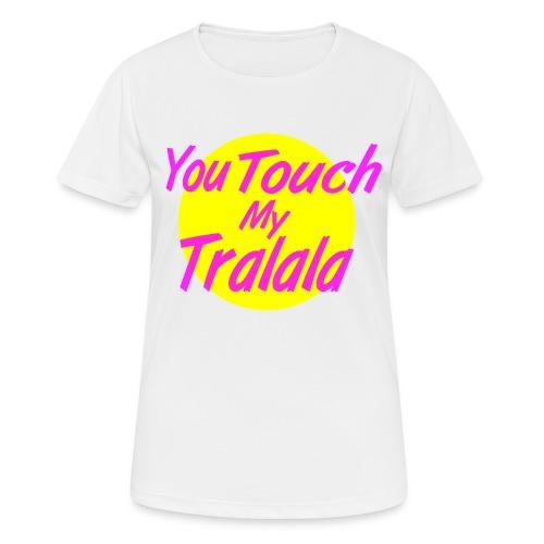Tralala - T-shirt respirant Femme