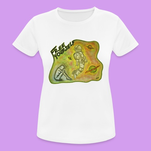 Katt Willow - Women's Breathable T-Shirt