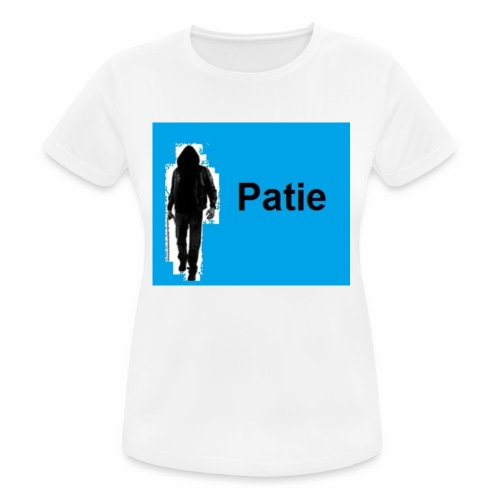 Patie - Frauen T-Shirt atmungsaktiv