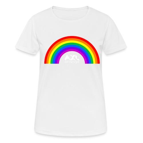 AXL_rainbow_arc - Women's Breathable T-Shirt