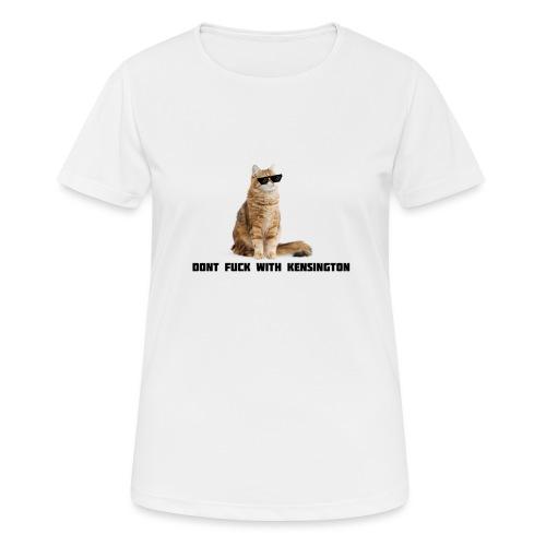 DFWK - Vrouwen T-shirt ademend actief