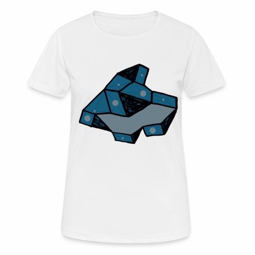 dot rock - Vrouwen T-shirt ademend actief