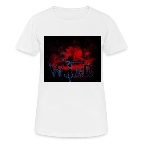 WISR Huppari - naisten tekninen t-paita
