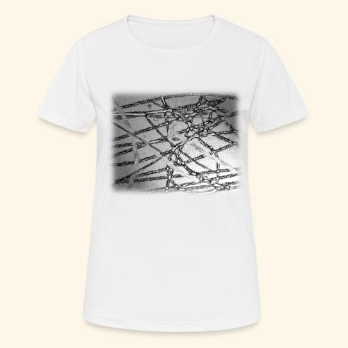 Muster15.png - Frauen T-Shirt atmungsaktiv