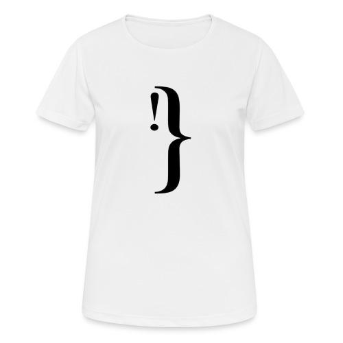 Diseño extracto - Camiseta mujer transpirable