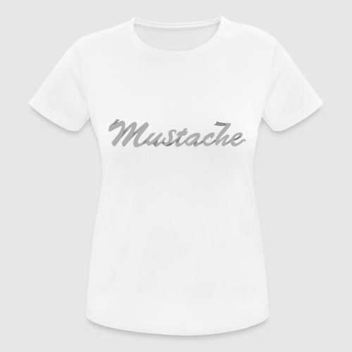 White Lettering - Women's Breathable T-Shirt
