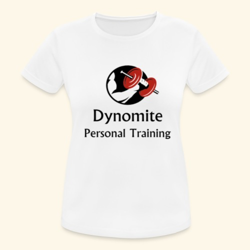 Dynomite Personal Training - Women's Breathable T-Shirt