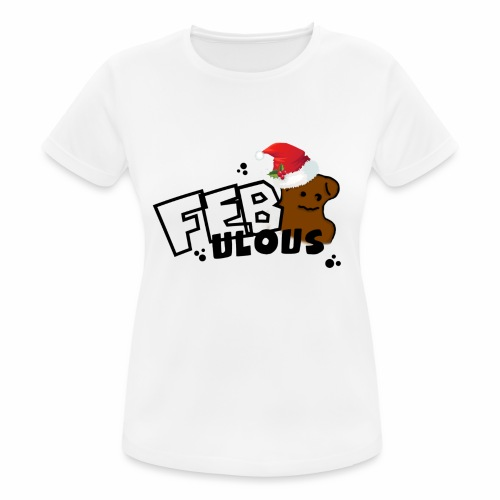 WeihnachtsMerch - Frauen T-Shirt atmungsaktiv