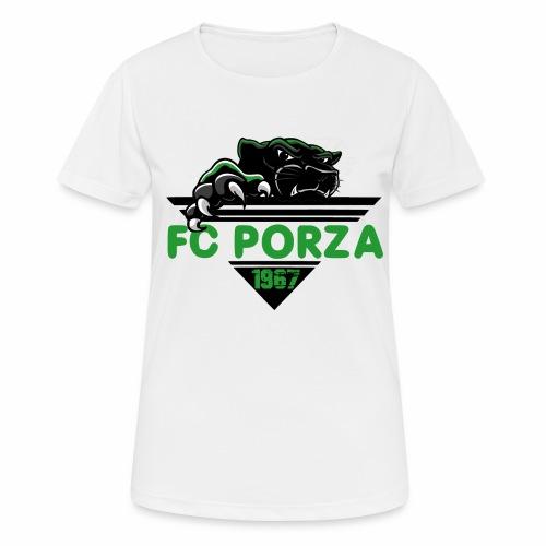FC Porza 1 - Frauen T-Shirt atmungsaktiv