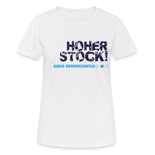 Unterbux Highsticking png - Frauen T-Shirt atmungsaktiv