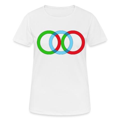 OLIMPIA-png - Maglietta da donna traspirante