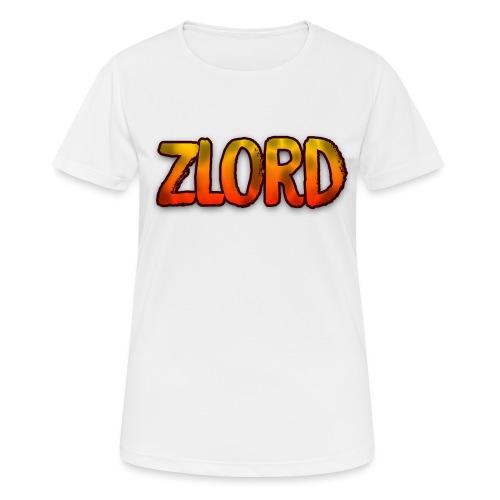 YouTuber: zLord - Maglietta da donna traspirante
