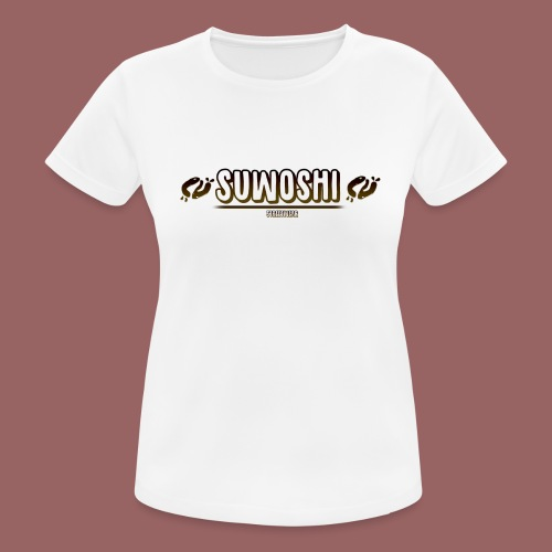 Suwoshi Streetwear - Vrouwen T-shirt ademend actief