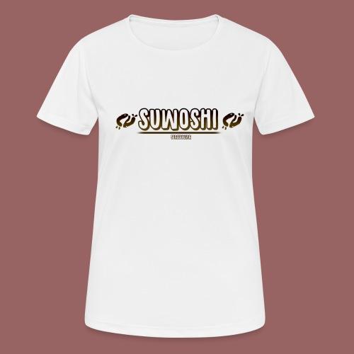 Suwoshi Streetwear - vrouwen T-shirt ademend