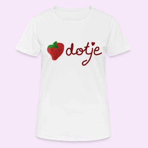 Baby aardbei Dotje - cute - Vrouwen T-shirt ademend actief