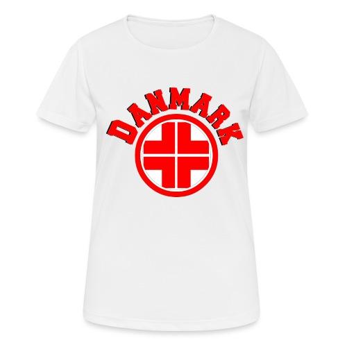 Denmark - Women's Breathable T-Shirt