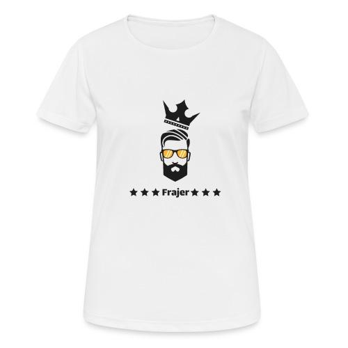King Frajer - Frauen T-Shirt atmungsaktiv