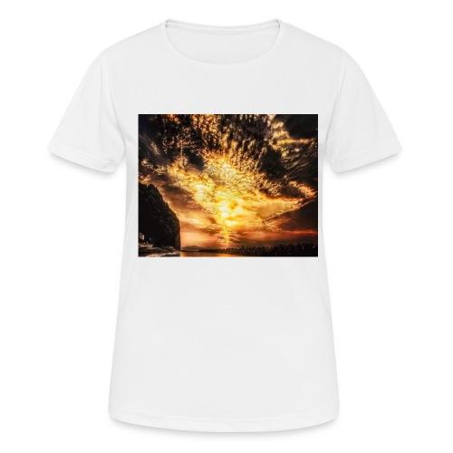 Screenshot 20200319 134442 Photos - Pustende T-skjorte for kvinner