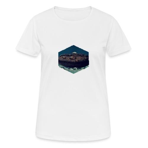 K.A Sport - Dame T-shirt svedtransporterende