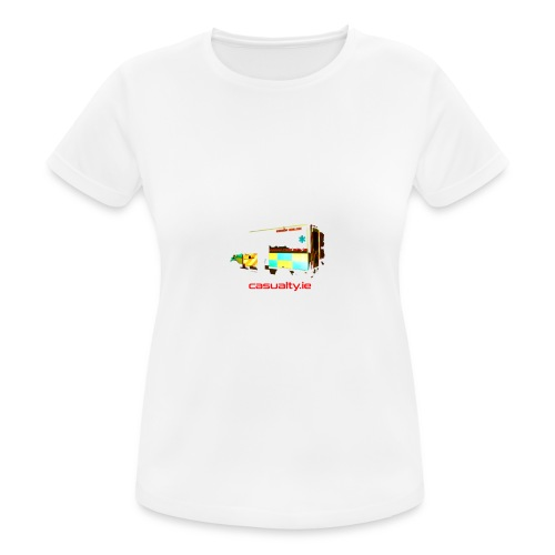 maerch print ambulance - Women's Breathable T-Shirt