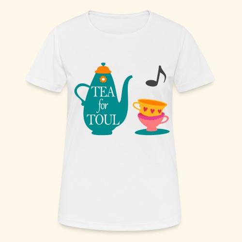 Tea for Toul - T-shirt respirant Femme