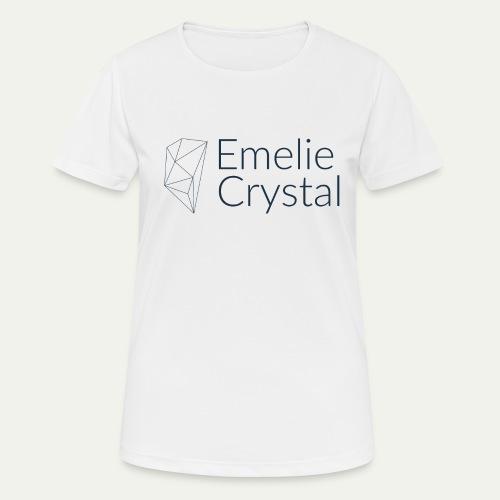 logo transparent background - Women's Breathable T-Shirt