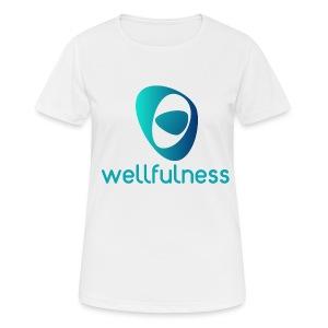 Wellfulness Sport Clasic - Camiseta mujer transpirable