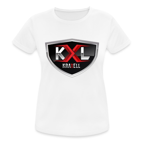 Kraxell - Frauen T-Shirt atmungsaktiv