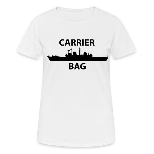Carrier Bag - Women's Breathable T-Shirt