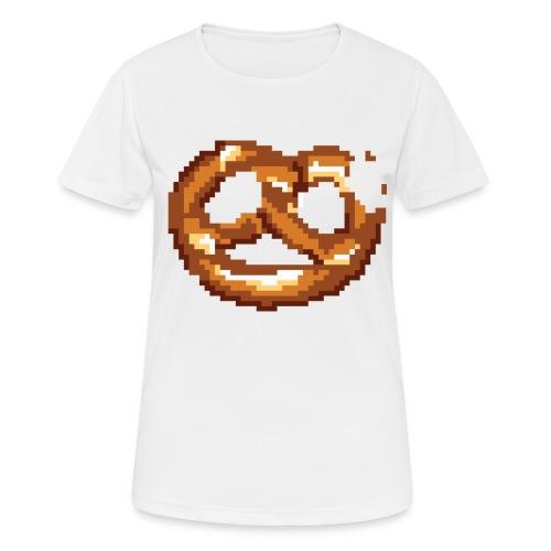 Breze mit Biss - Frauen T-Shirt atmungsaktiv