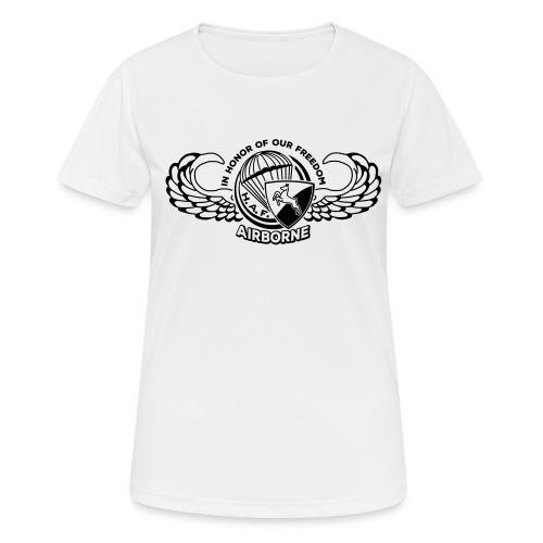 HAF tshirt back2015 - Women's Breathable T-Shirt
