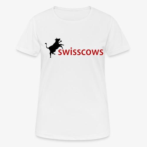 Swisscows - Frauen T-Shirt atmungsaktiv