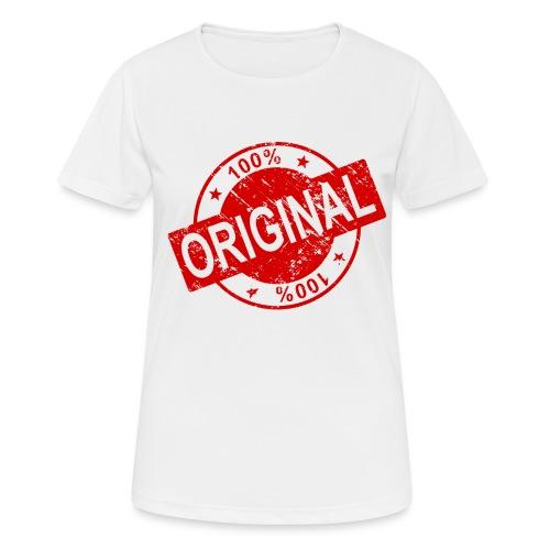 100 percent original - Women's Breathable T-Shirt