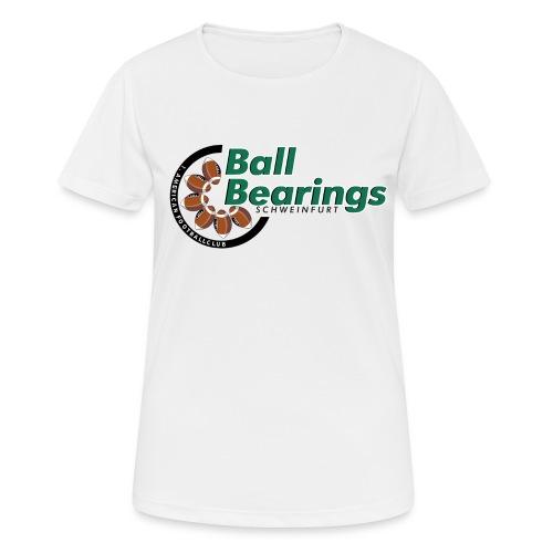 BB DJK Abteilungslogo Large png - Frauen T-Shirt atmungsaktiv
