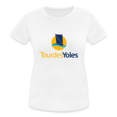 Tour des Yoles - T-shirt respirant Femme